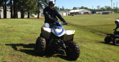 Needed Equipment for an Off-Road Trip - ATV Battery and Motorcycle Batteries