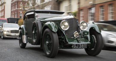 1929 Bentley Speed Six Review