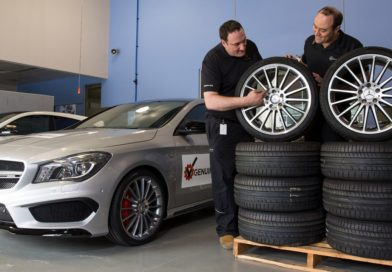 How to identify fake and replica tyres
