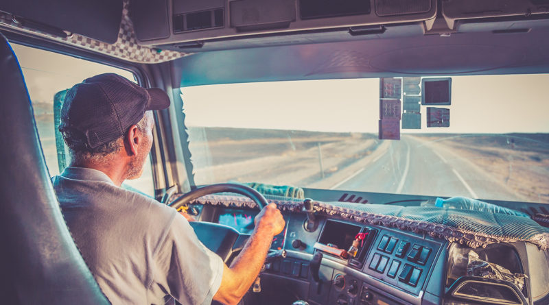 Career specifics and perspectives of being a truck driver
