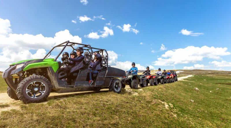 How to stay safe operating UTVs?