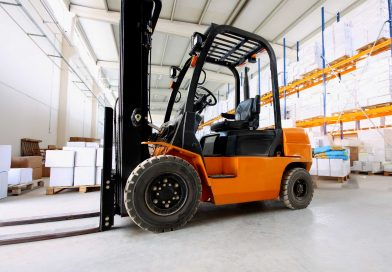 Types And Uses Of Common Forklifts