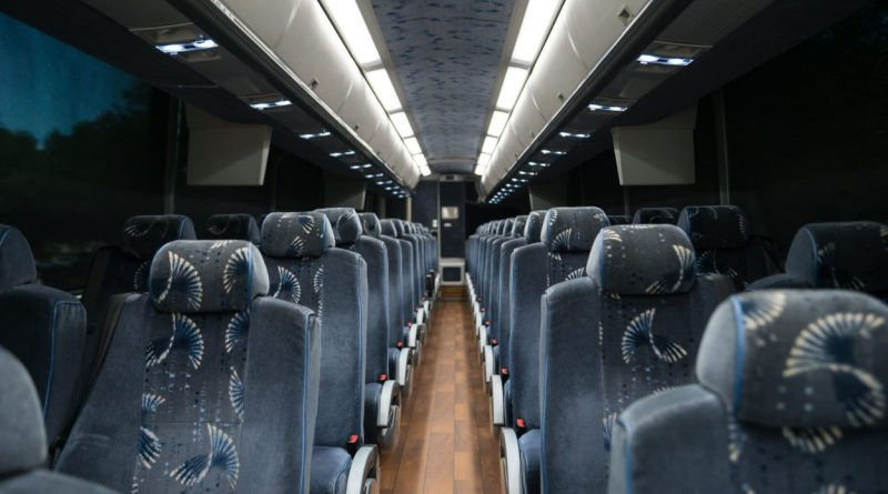 Motor Coach renting options as per the requirement